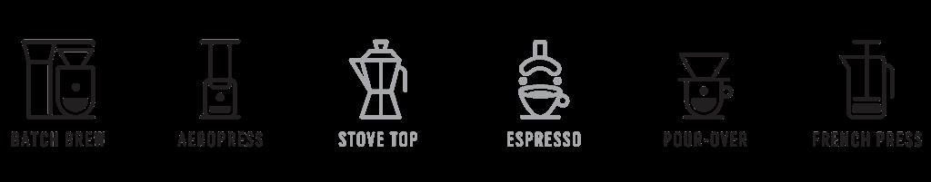 Cracking Joe Single Origin Coffee Brewing Guide